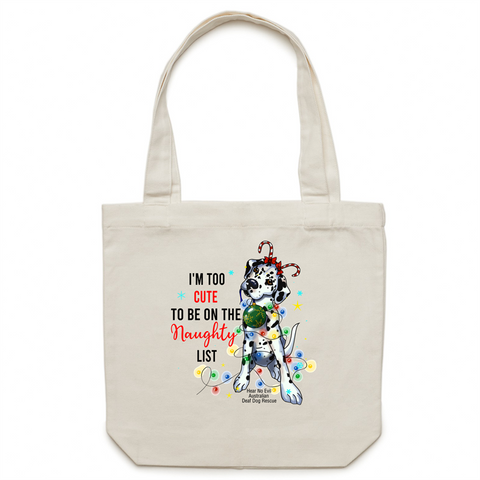 AS Colour - Carrie - Canvas Tote Bag - Sissy
