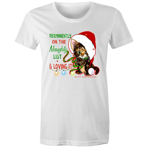 AS Colour - Women's Maple Tee - Minnie