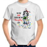 AS Colour Kids Youth Crew T-Shirt - Sissy