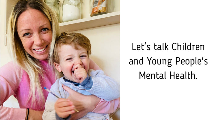 Let's talk Children and Young People's Mental Health
