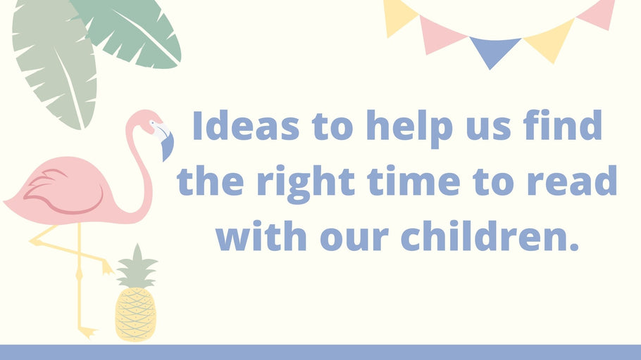 Ideas | How we can read with our children