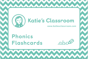 BEST-SELLING Phonics Flashcards