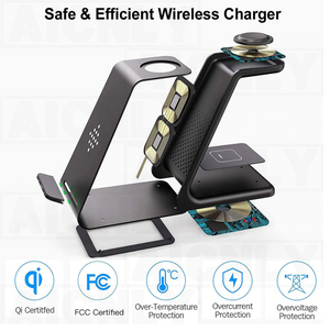 Wireless TriCharger