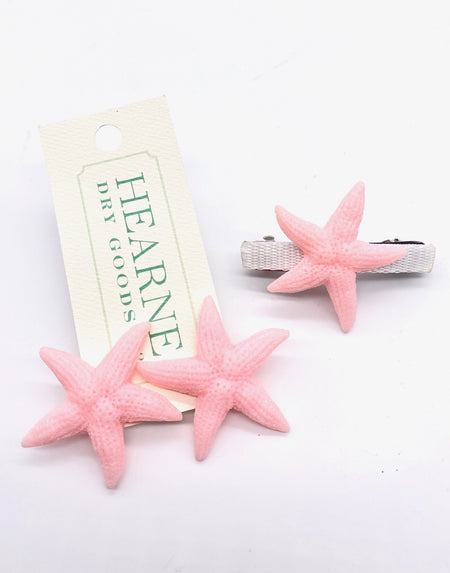 Mommy & Me Combo Set - Starfish - Pink
