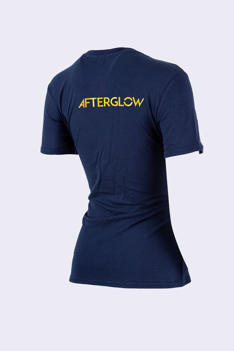 Women's Euphoric T-shirt - Navy