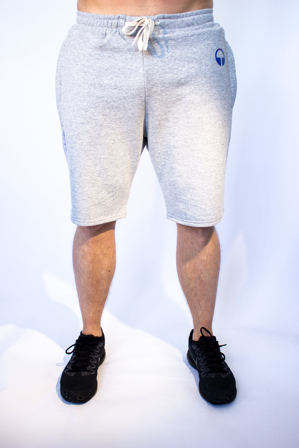 Men's Synapse Shorts - Light Grey