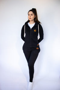 Women's Synapse Hoodie - Black
