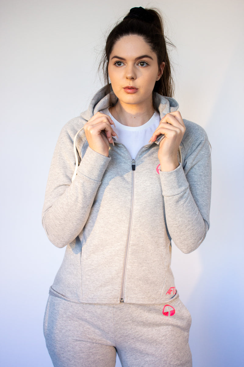 Women's Synapse Hoodie Light - Grey