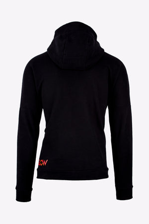 Men's Synapse Hooded Top - Black