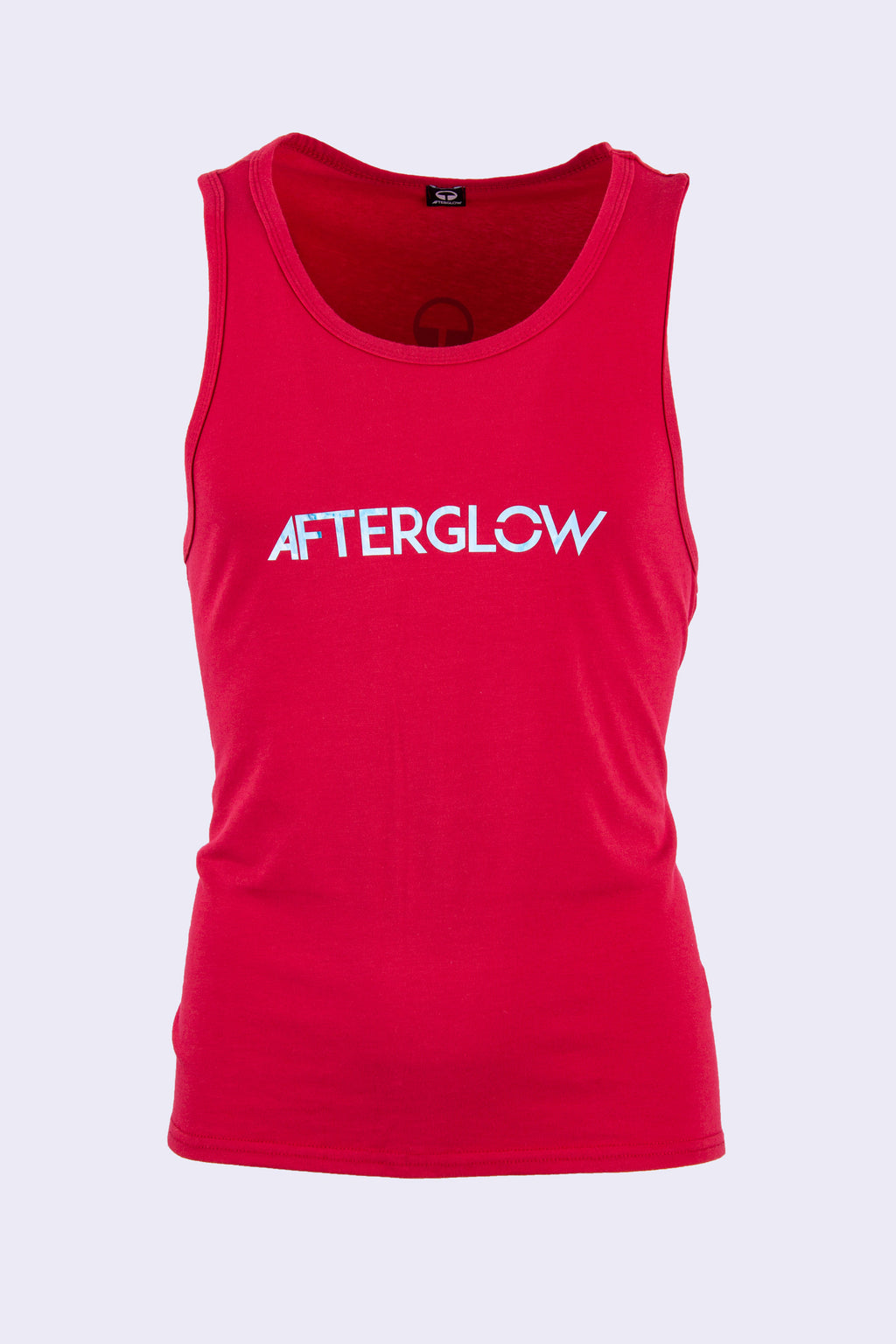 Mens Euphoric Tank - Red