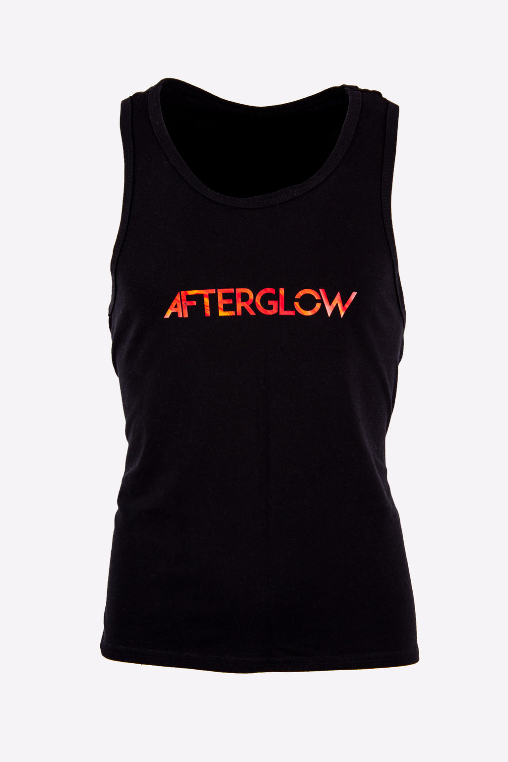 Mens Euphoric Tank - Black