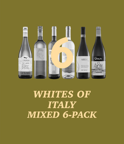 Whites of Italy Pack – 25% Off!