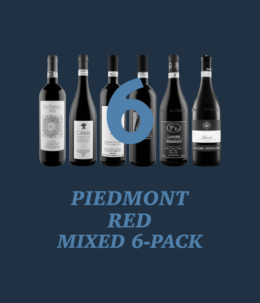 Piedmont Red Pack – 25% Off!