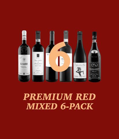 Premium Red Pack – 25% Off!