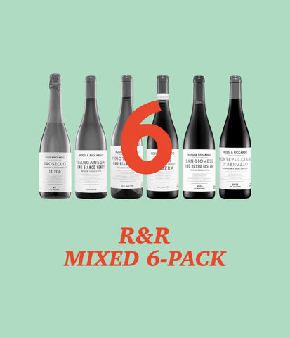 Rossi & Riccardo Mixed Pack – 25% Off!