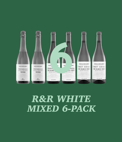R&R White Pack – 25% Off!