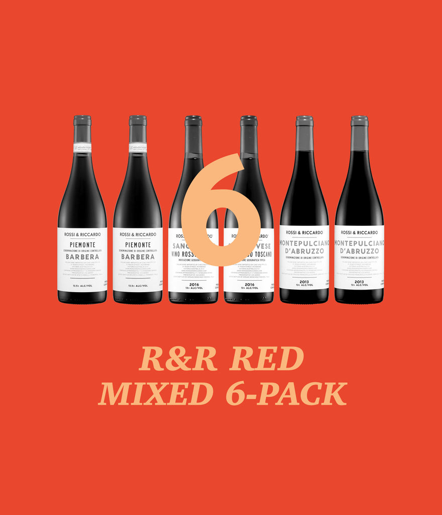 R&R Red Pack – 25% Off!