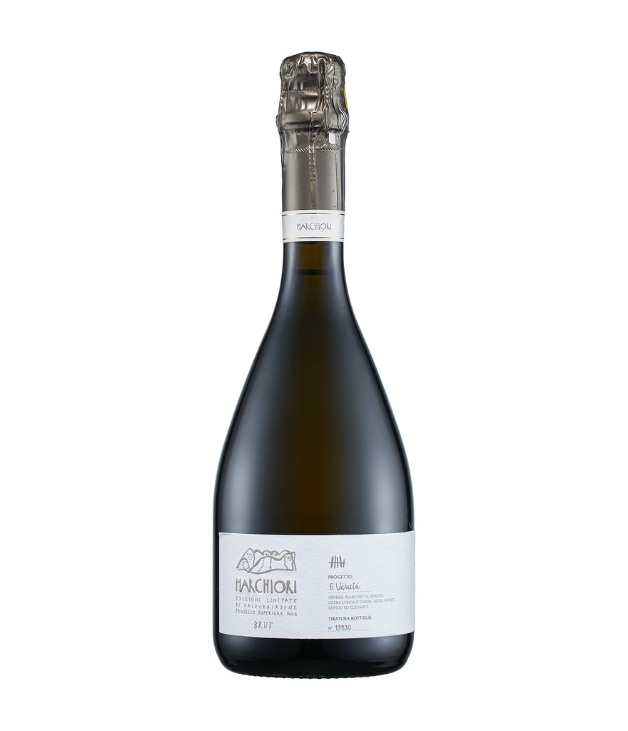Marchiori Limited Edition Brut Prosecco 2017