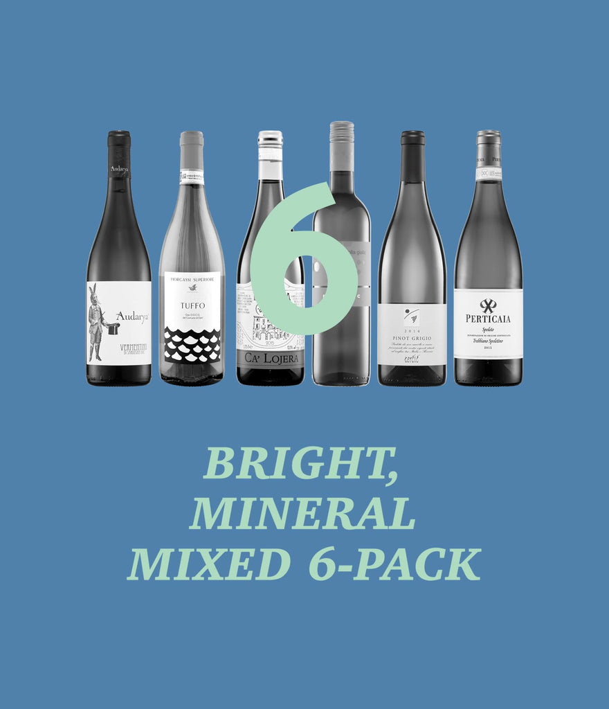 Bright, Mineral White Pack – 25% Off!