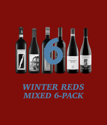 Fuller-Bodied Red Pack – 25% Off!