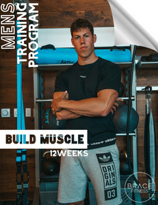 Men's Build Muscle - 12 Weeks Beginner