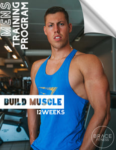 Men's Build Muscle - 12 Weeks Advanced