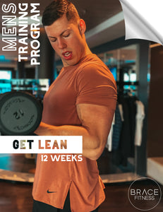 Men's Get Lean - 12 Weeks Beginner