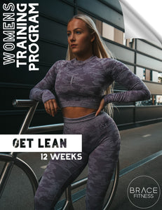 Women's Get Lean - 12 Weeks Advanced