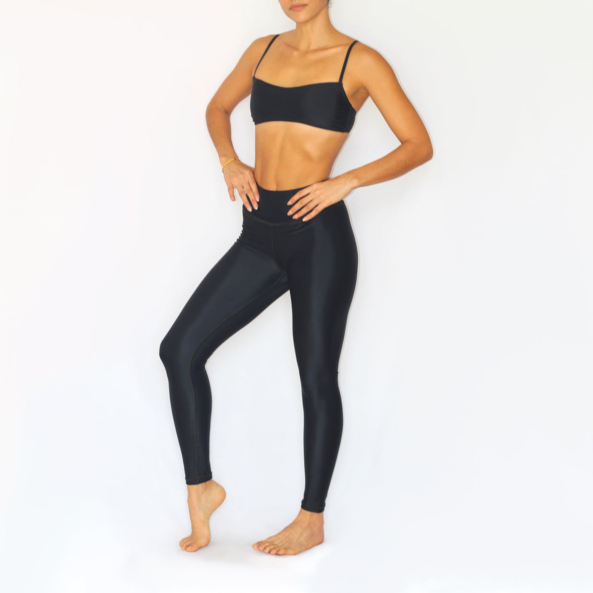 Leggings - Negro