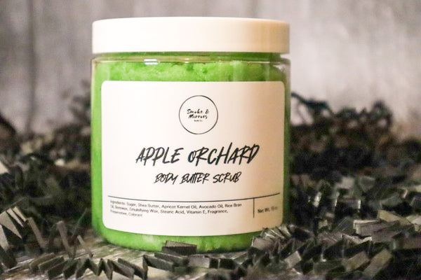 Apple Orchard Body Butter Scrub