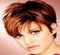 "8"" hot style short cut synthetic hair wigs"