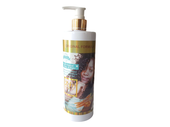 All natural Glutha & Kojic Nutri Glow Body Lotion