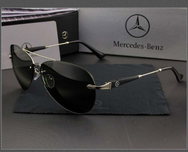 Polarized mercedes-benz sunglasses