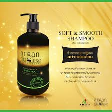 Argan Deluxe Soft & Smooth Shampoo