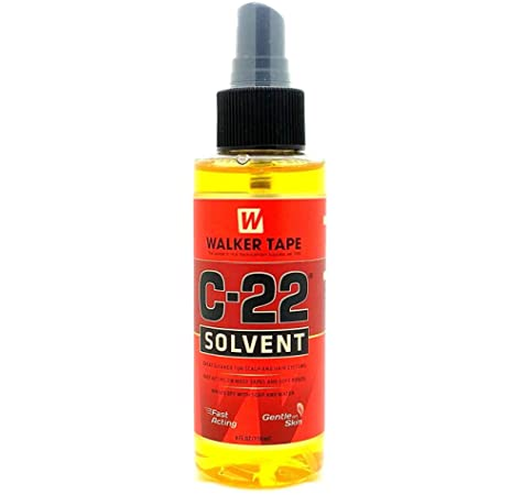 Walker C-22 Adhesive Solvent for Tape Extension removal 4.0 oz Spray
