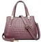 Women Croco Fashion Bag