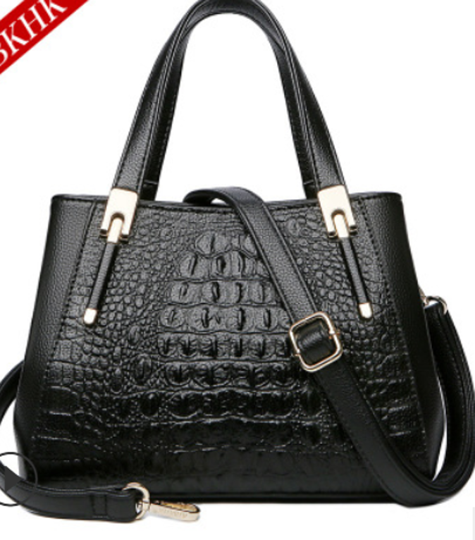 Faux croc Women Fashion Bag
