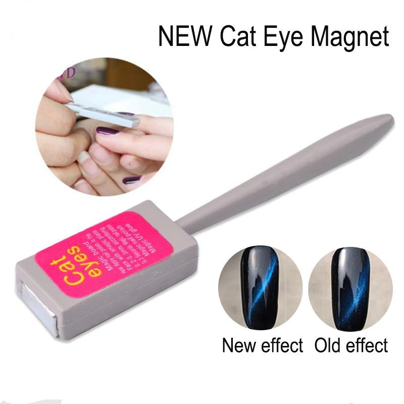 Cat Eye Gel UV/LED Easy Soak off Kit with magnet
