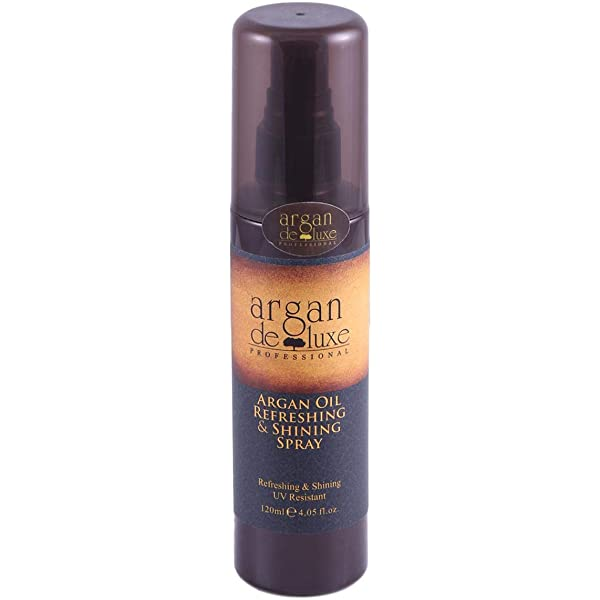 100% Pure Organic Moroccan Argan OIl Refreshing & Shining Spray