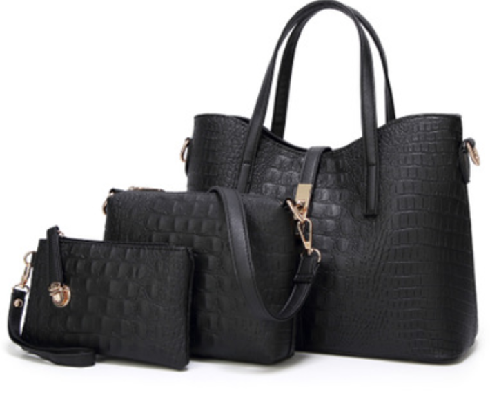 3 in 1 Beautiful Women Bag