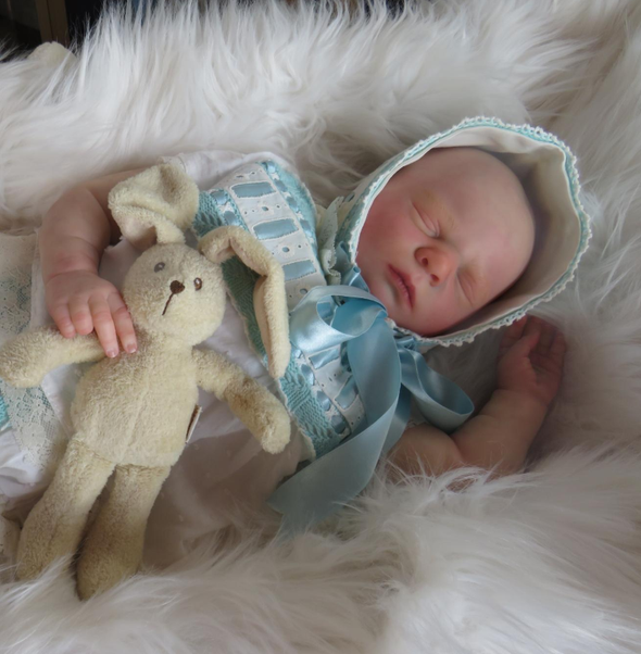 "19.5"" Cee Realistic Reborn Baby Girl"
