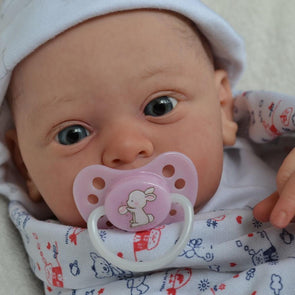 18'' Penny Realistic Reborn Baby Girl Doll