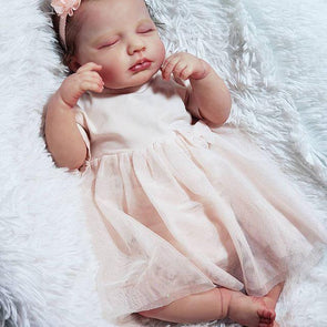 20''  licken Truly Reborn Baby Doll