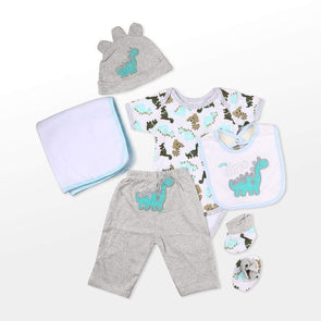 reborndollsshop baby clothing Reborn Dolls Baby Clothes Dinosaur Outfit for 20''- 22'' Reborn Doll Girl Baby Clothing sets