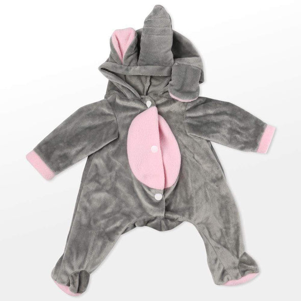 Reborn Dolls Baby Clothes Outfit for 20''- 22'' Reborn Doll Girl Baby Clothing sets