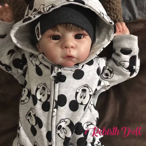 reborndollsshop harlow 21'' Eileen New Reborn Doll by Rebirthdoll?- Great for Christmas Gift