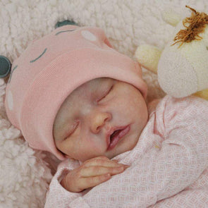 reborndollsshop new arrival2 17'' Lifelike Cute Noa Reborn Baby Dolls-Great For Christmas Gift