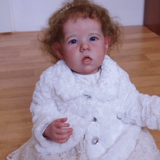 reborndollsshop Series Liam 22'' Little Isaac Cute Reborn Baby Doll -Realistic Toys Gift Lover