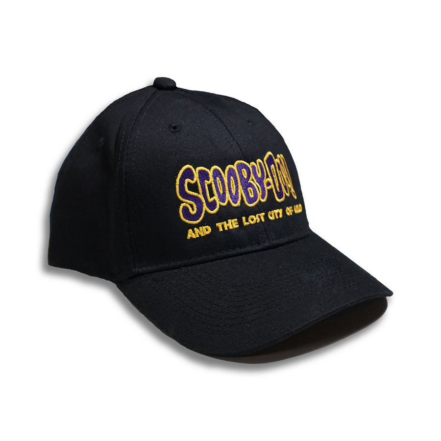 Scooby-Doo! and The Lost City of Gold – Embroidered Cap
