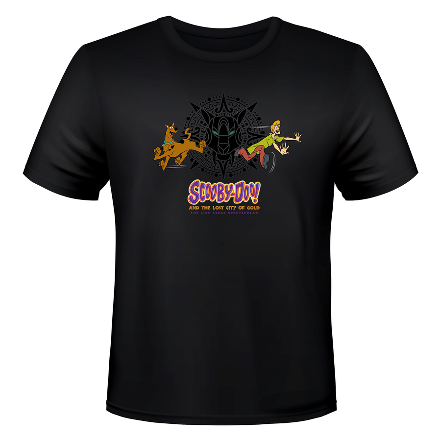 Scooby-Doo! and The Lost City of Gold – Men's Jaguar T-Shirt